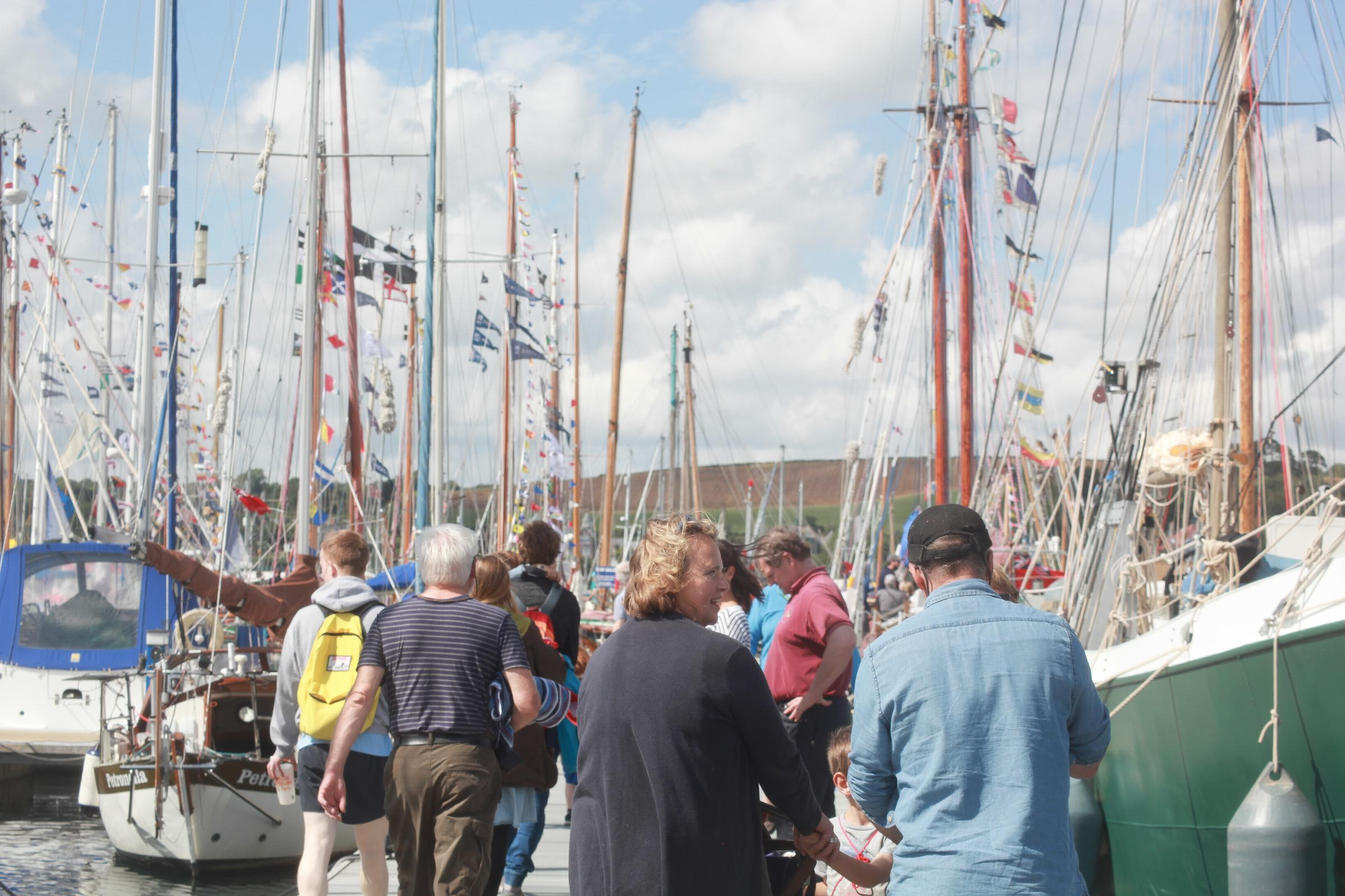 Falmouth Classics 2019 hailed a 'spectacular event'