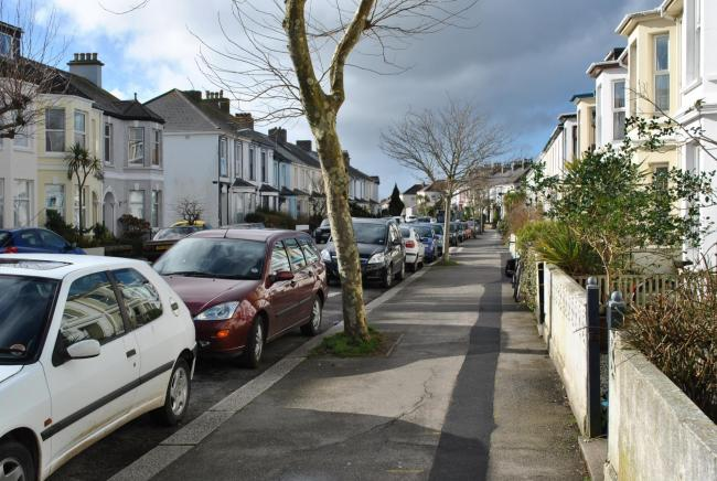 Selling prices in Falmouth were dropped by nearly £10,000