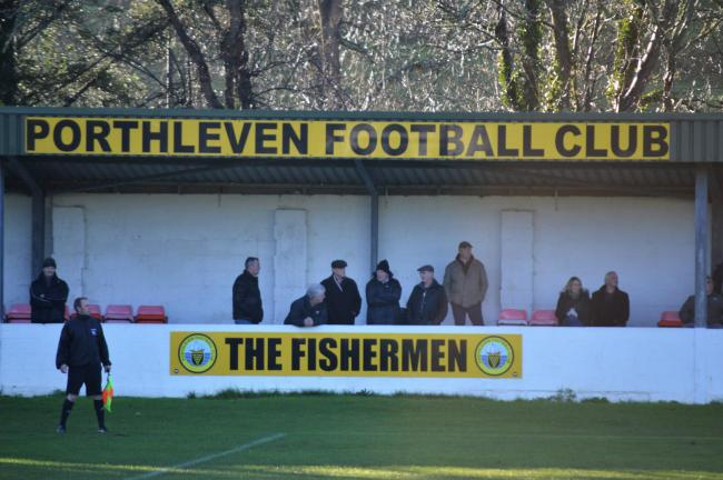 Graham Blake and Jamie Thomson took over Porthleven's first team as co-managers in June
