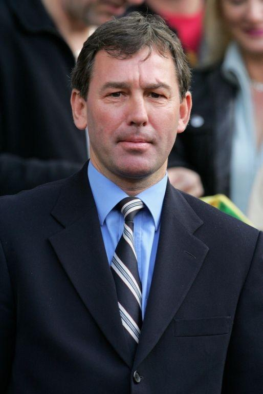 Bryan Robson who will play at Treyew Road in September