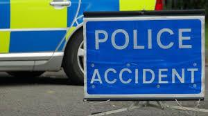 Accident happened near Tregony yesterday