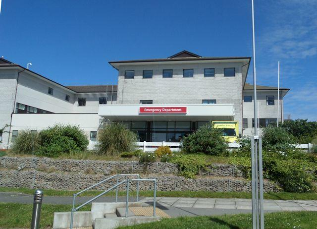 Royal Cornwall Hospital Covid patients rise