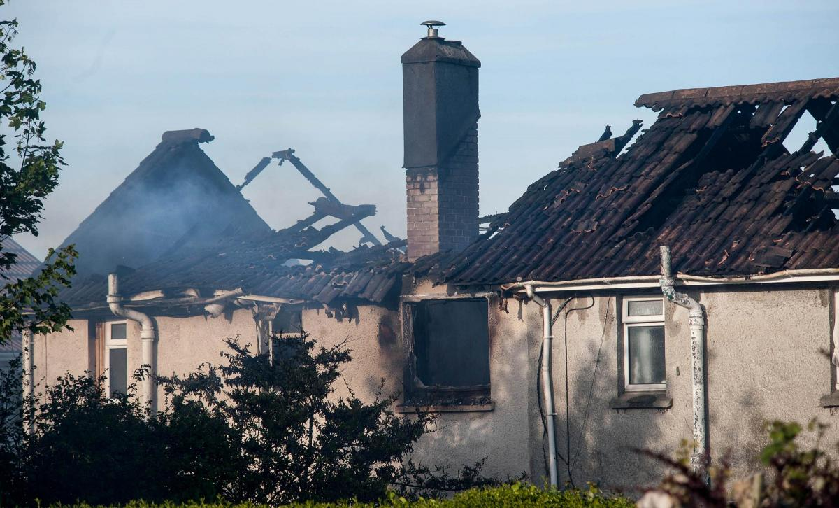 Illogan arsonist imprisoned for fire that destroyed four homes