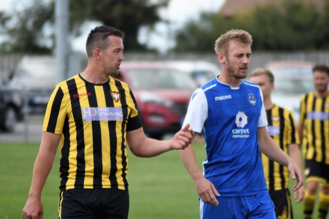 Falmouth Town and Helston Athletic face each other for the fourth time in 2019 tomorrow night