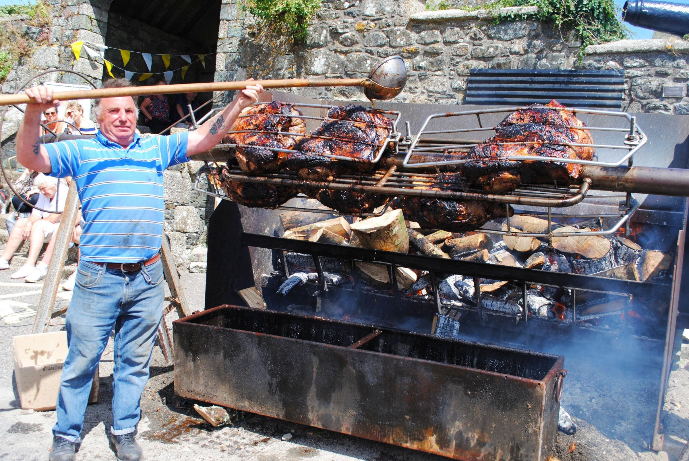 St Keverne Ox Roast to move to Saturday next year