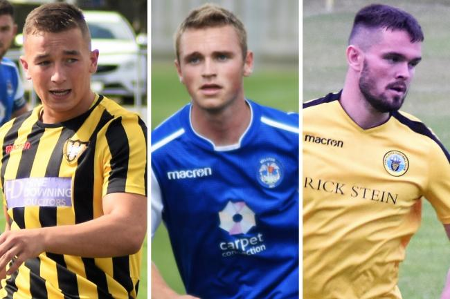 Falmouth Town, Helston Athletic and Porthleven will all compete in the Cornwall Charity Cup this year