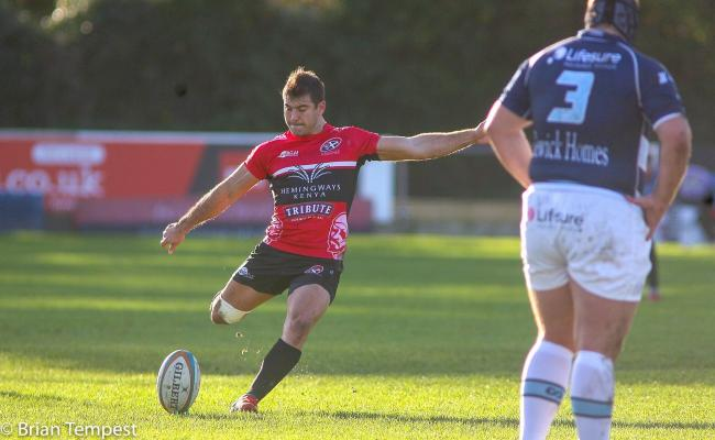 Javier Rojas Alvarez has returned to the Cornish Pirates. Picture by Brian Tempest