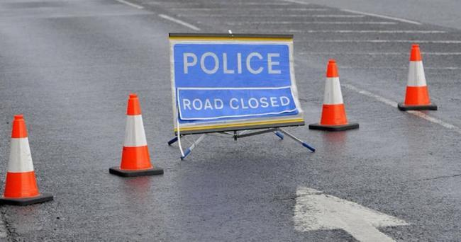 A30 closed after serious crash