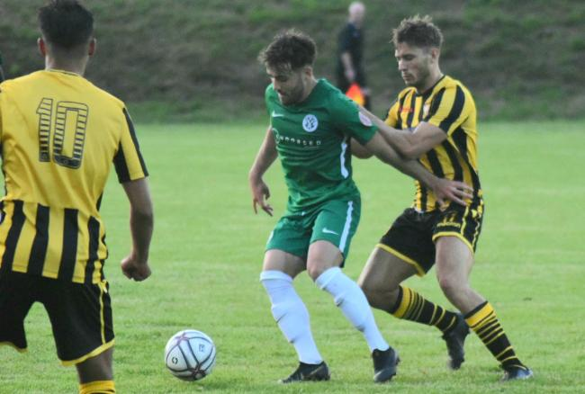 Falmouth Town and Mousehole played out a goalless draw