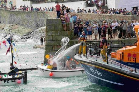 Lifeboat day cancelled due to forecast of high winds