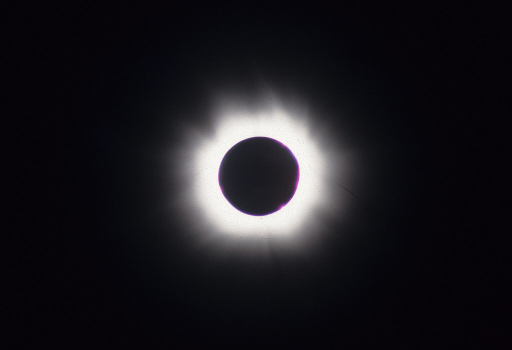 Total solar eclipse took place in August 1999