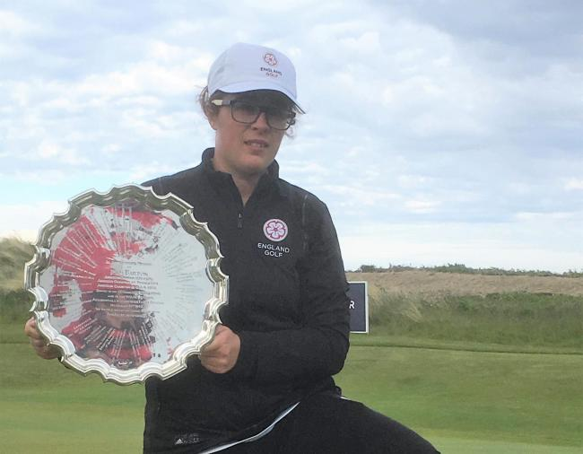 Emily Toy won the prestigious British Women's Amateur title in June