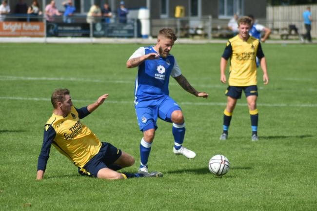 Helston Athletic were beaten at home to Liskeard Athletic on Saturday
