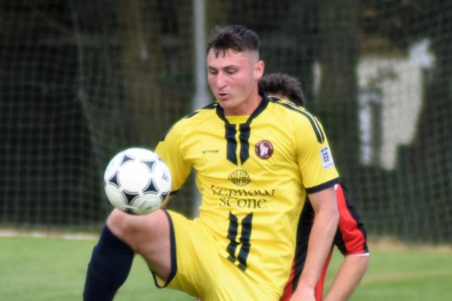 Rory Jarvis scored as Wendron United won 2-0 at Launceston
