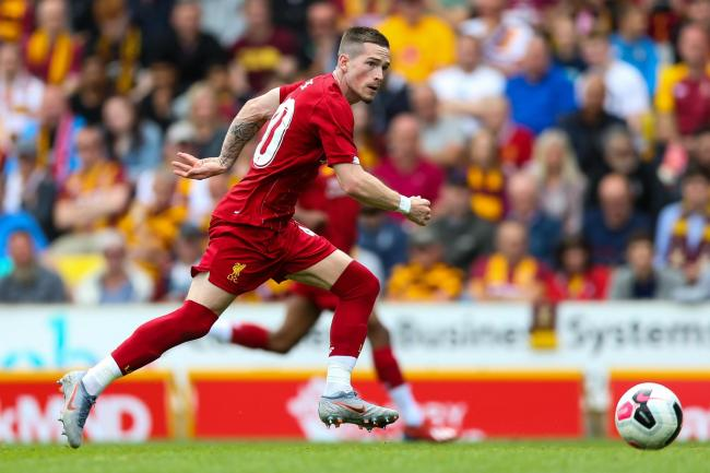 Liverpool winger Ryan Kent will not be allowed to join Rangers on loan