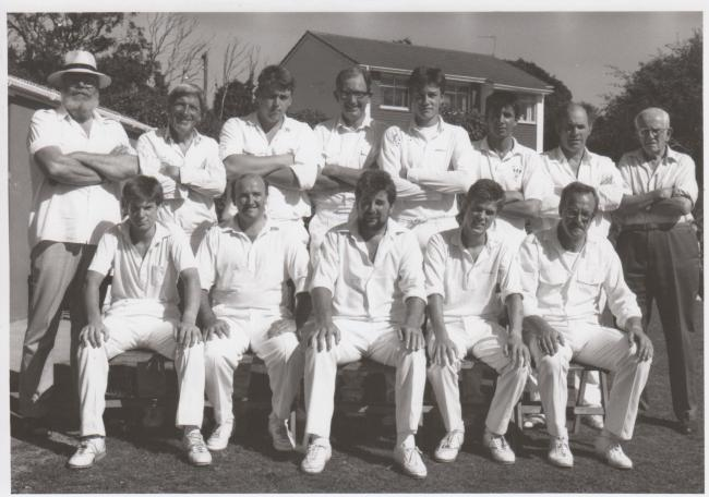 THIS week's Golden Oldies photograph is of Goldsithney CC before their match against Mullion in July 1989. Can you name them? If you think you can, contact Matt Friday at matt.friday@packetseries.co.uk. Got an old photo you want to see published? Se