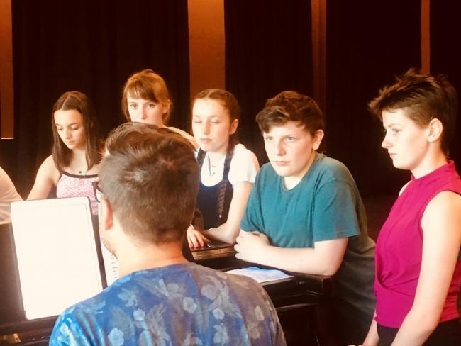 Musical Theatre Summer Class