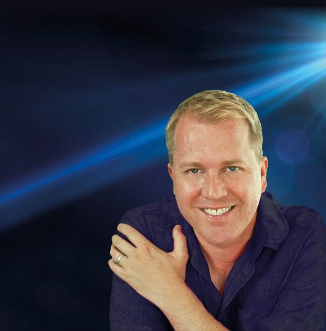 Tony Stockwell brings his psychic medium show to Princess Pavilion