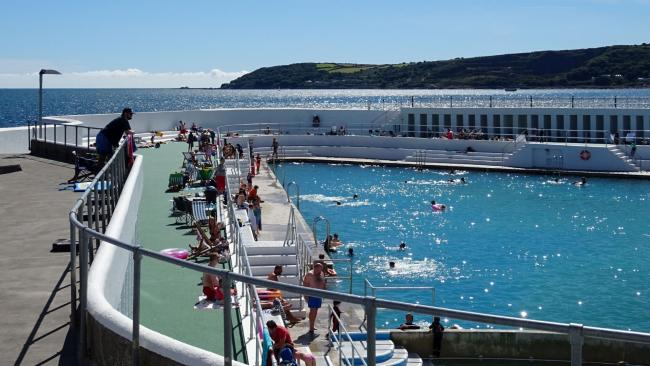 Jubilee Pool. Picture: Philip Knight