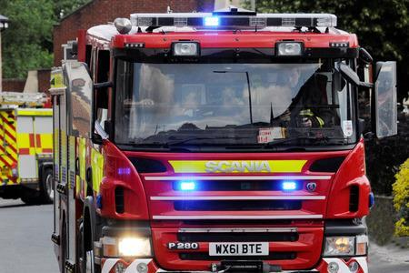 St Just fire believed to be arson