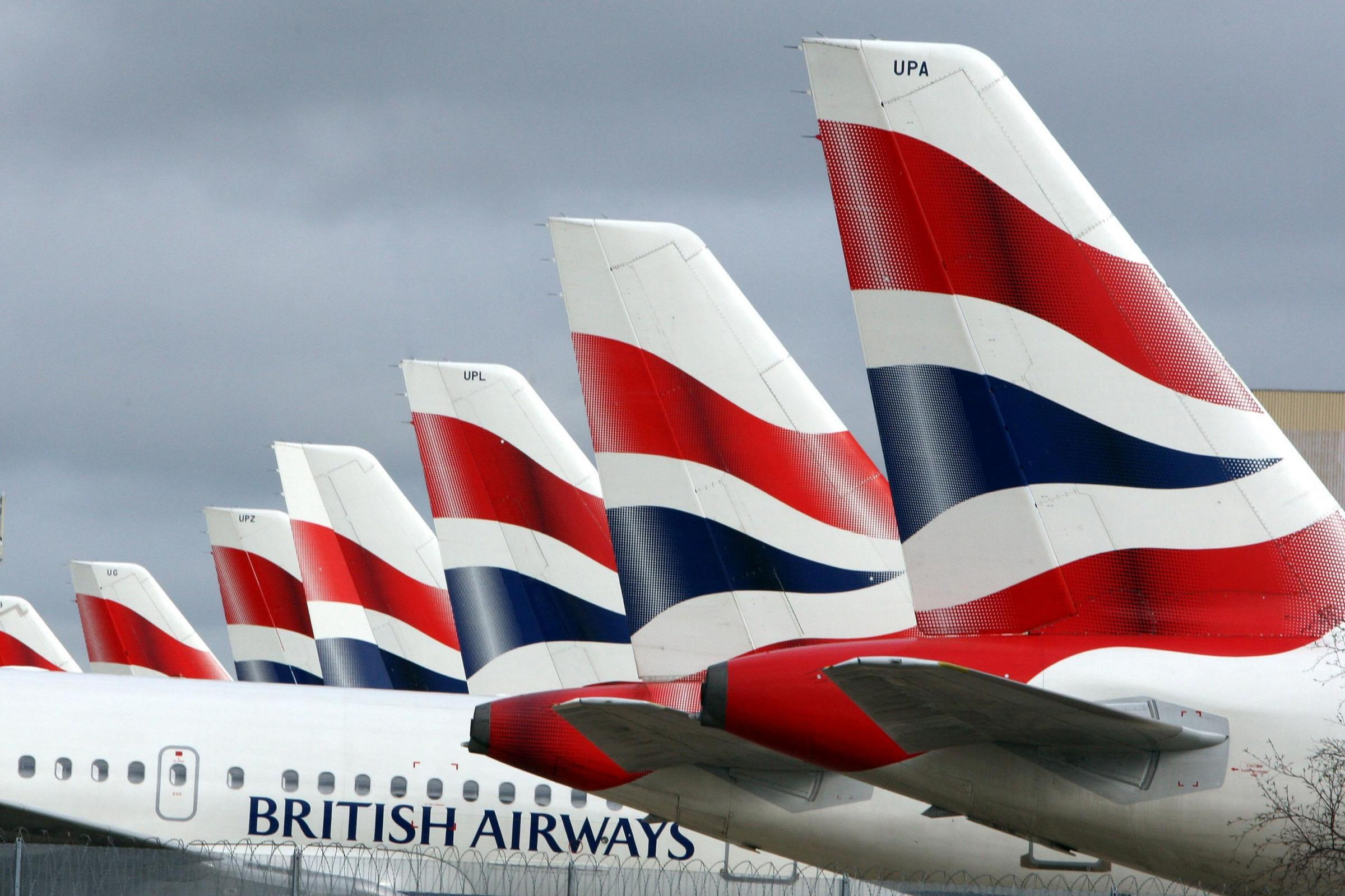 Travel disruption on cards as BA pilots hold first-ever