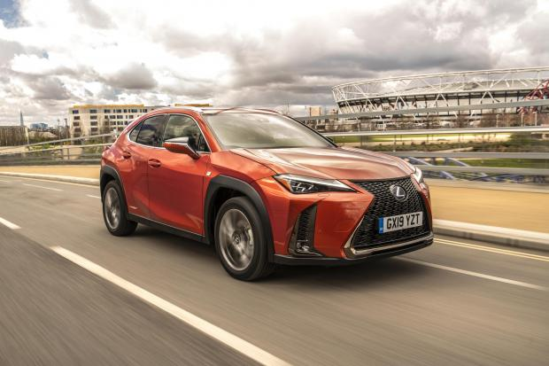 Lexus UX appeals to younger audience