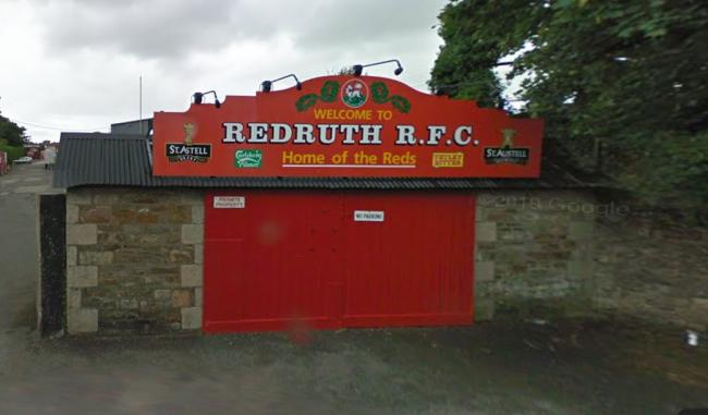 Redruth earned their first bonus-point win of the season. Pic: Google Maps