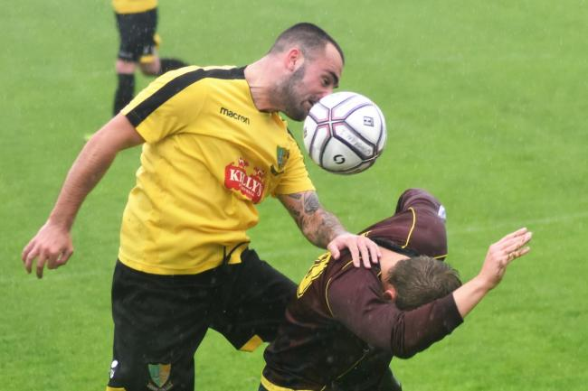 Wendron United surrendered a half-time lead to lose 2-1 at home to Bodmin Town on Saturday