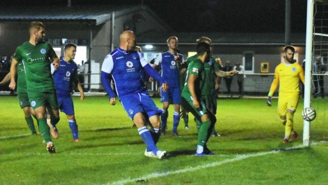 Helston Athletic came from a goal down to beat Mousehole last night