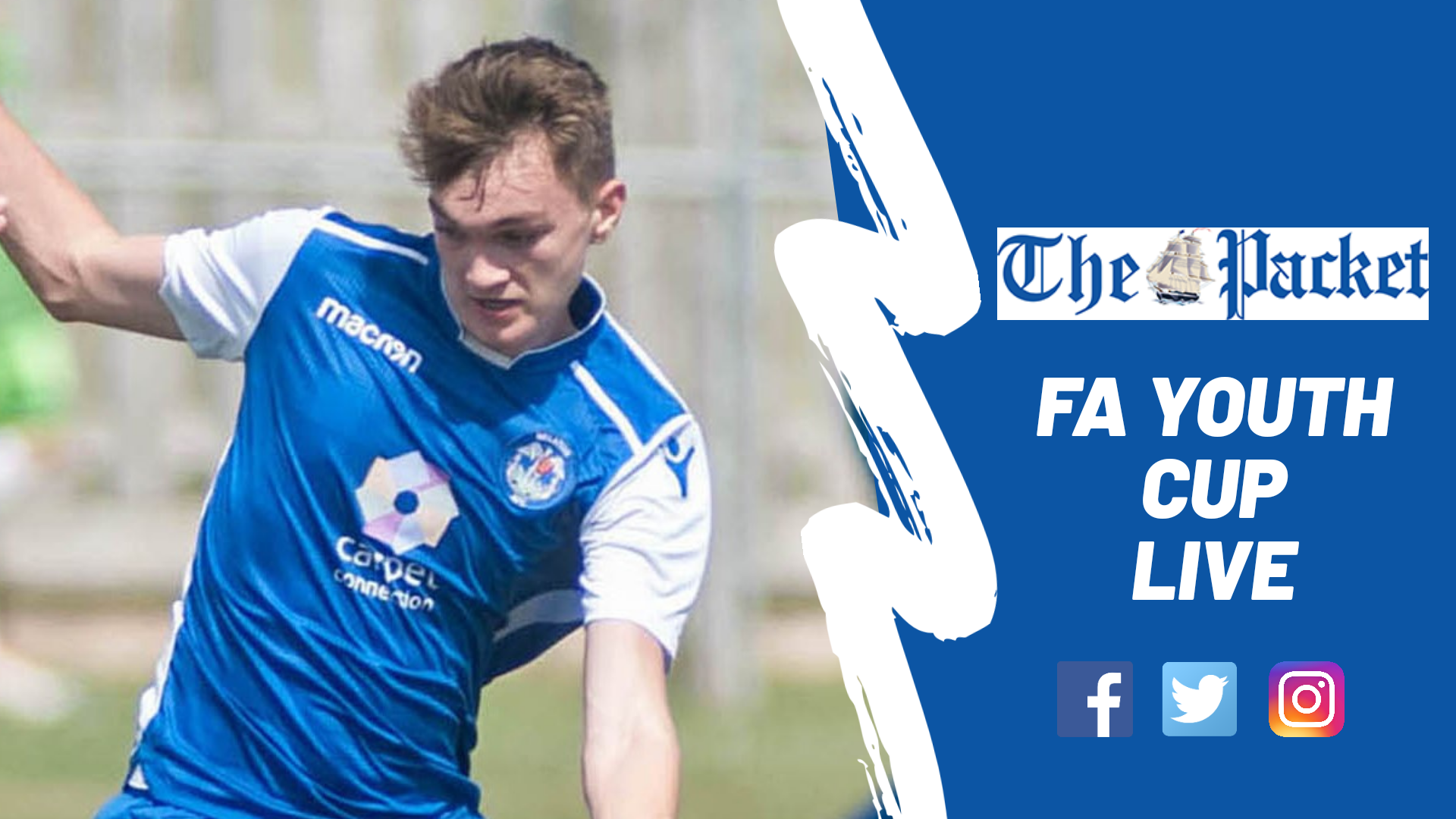 FA YOUTH CUP LIVE: Helston Athletic under-18s bid to reach first round proper