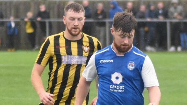 Falmouth Town and Helston Athletic last met in a cup competition only three days ago