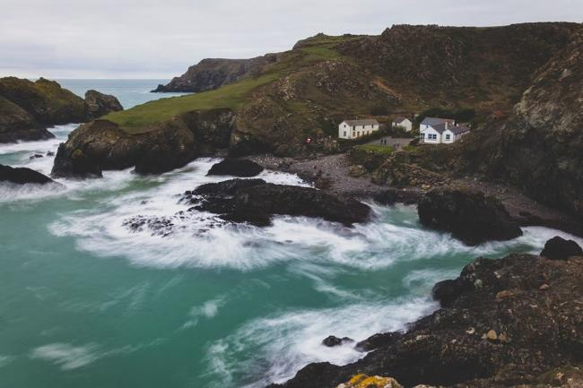 File picture of Kynance Cove by Lee Stephens