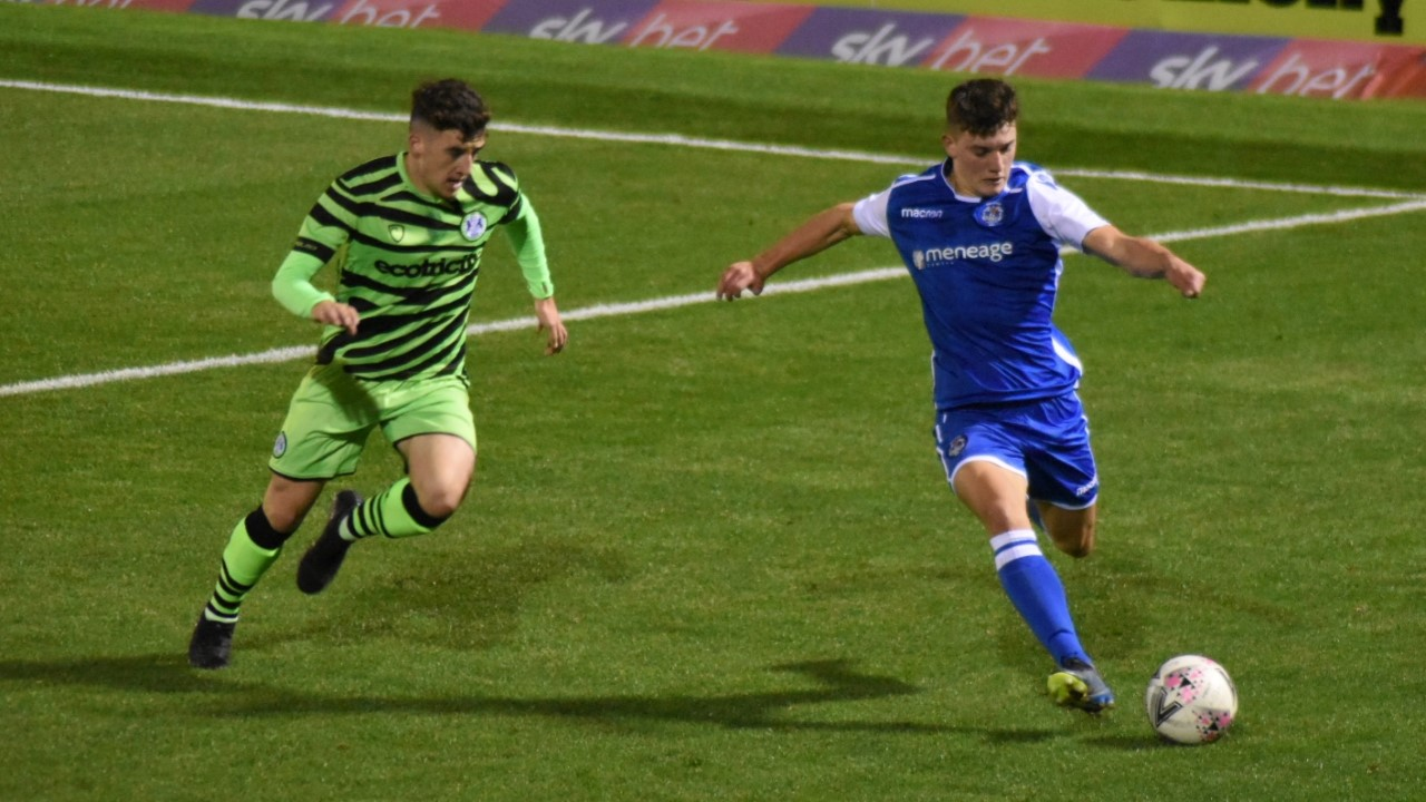 FA Youth Cup: Forest Green Rovers 5-0 Helston Athletic