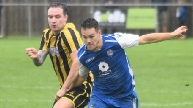 Falmouth Town won 5-1 when the teams met in the FA Vase four weeks ago