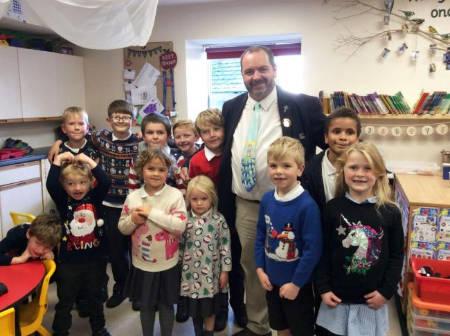 Headteacher Andrew Orme leaving Breage School after 18 years
