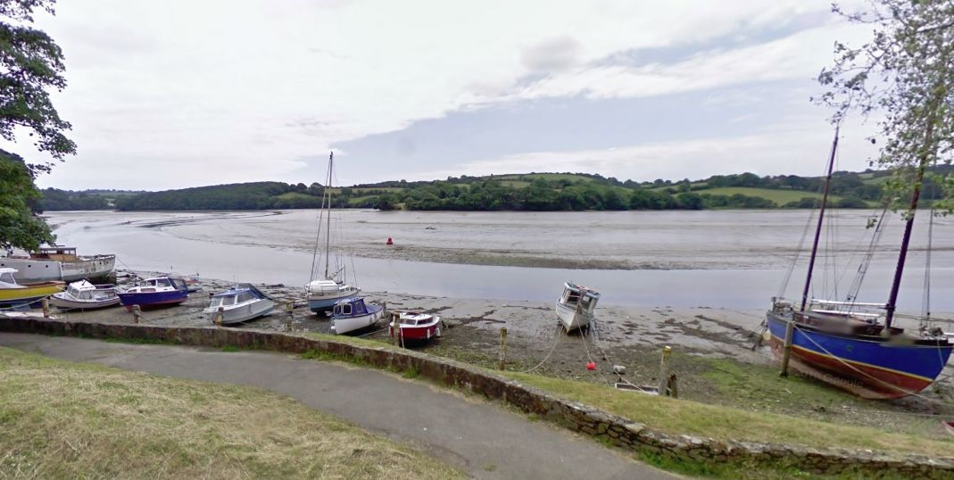 Man whose body was found in Truro River was from Penryn
