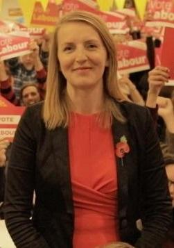 Jennifer Forbes, Labour candidate for Truro and Falmouth