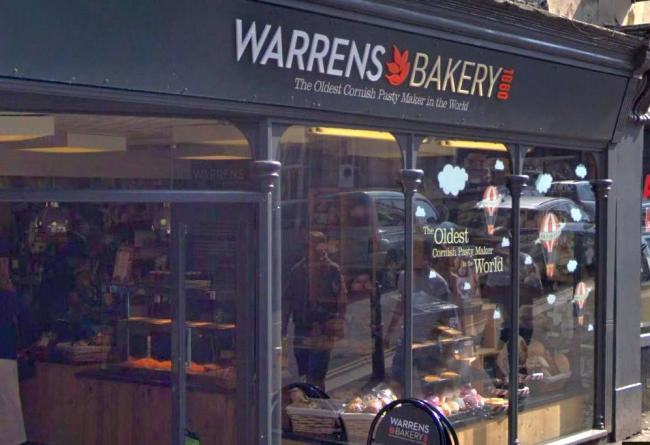 Warrens has announced the closure of its west Cornwall factory