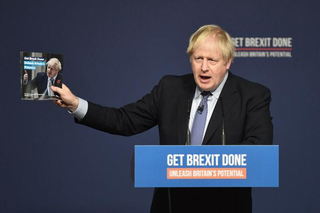 Boris Johnson to visit south west today and promise to tackle poor mobile signal