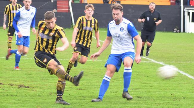 Falmouth Town won 3-2 when the teams last met in November