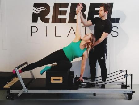 Rebel Pilates in Penryn