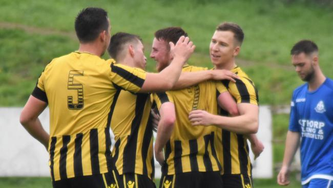 Falmouth Town were handed a walkover against Liskeard Athletic in the first round