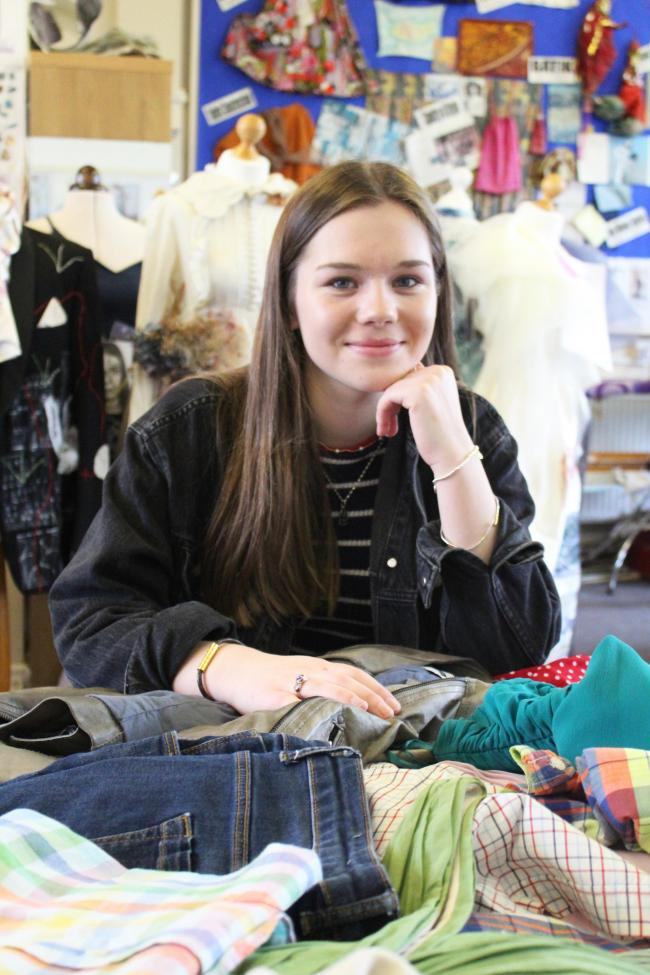 Teenager launches sustainable fashion campaign