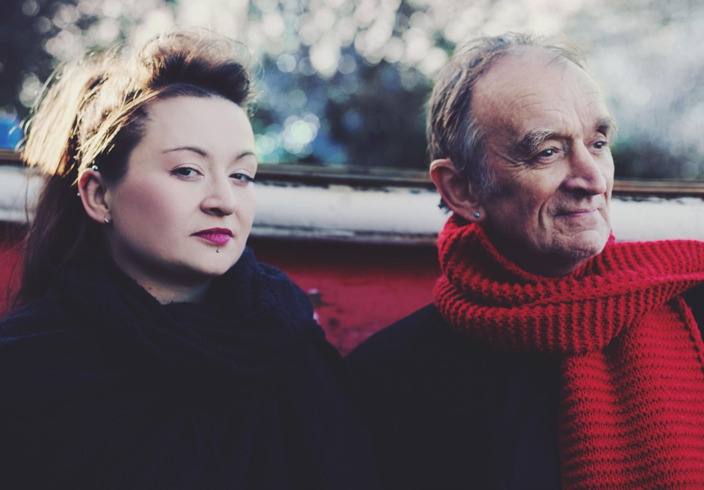 Martin and Eliza Carthy at St Ives September Festival