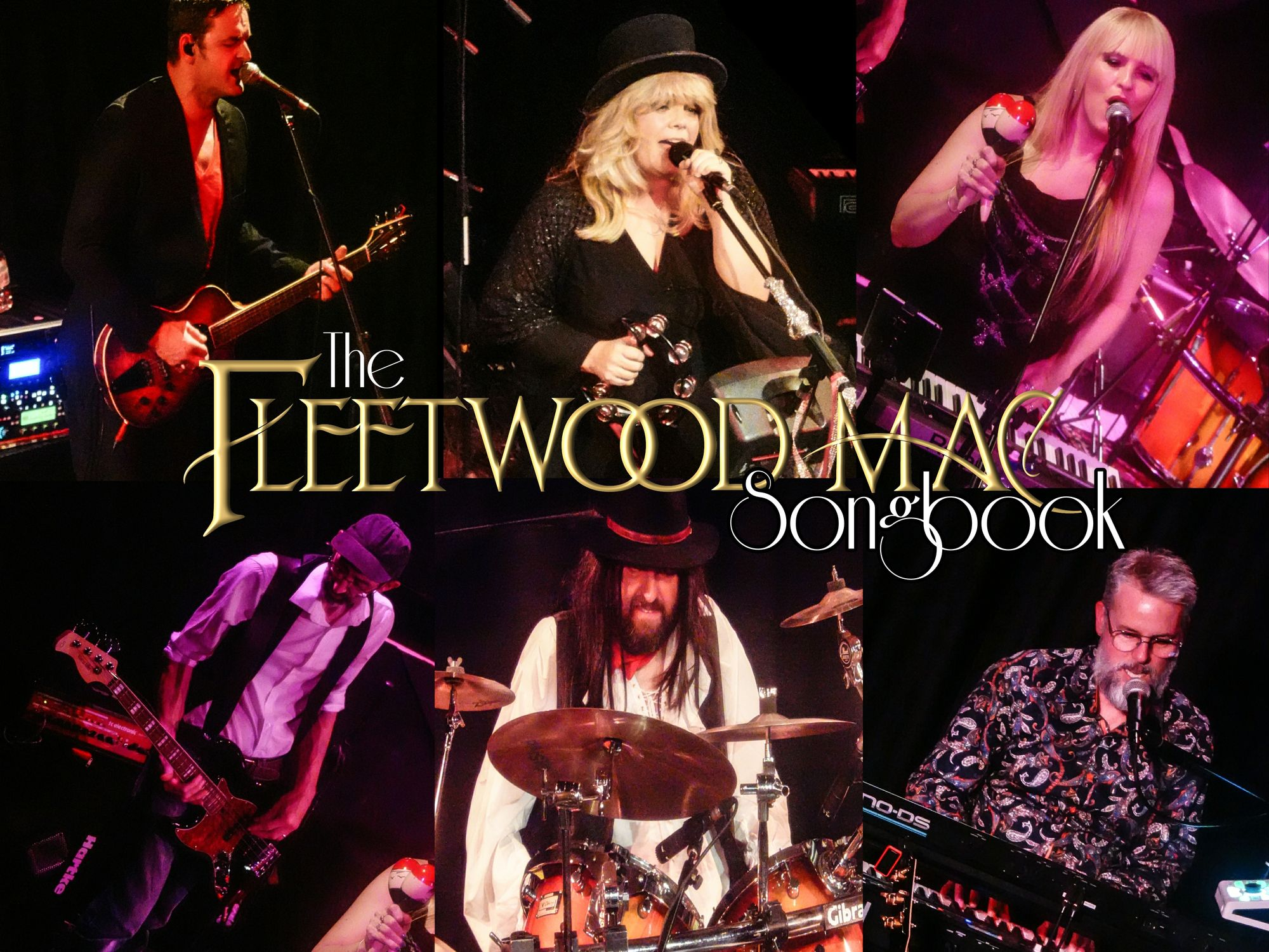 Fleetwood Mac Songbook at St Ives September Festival