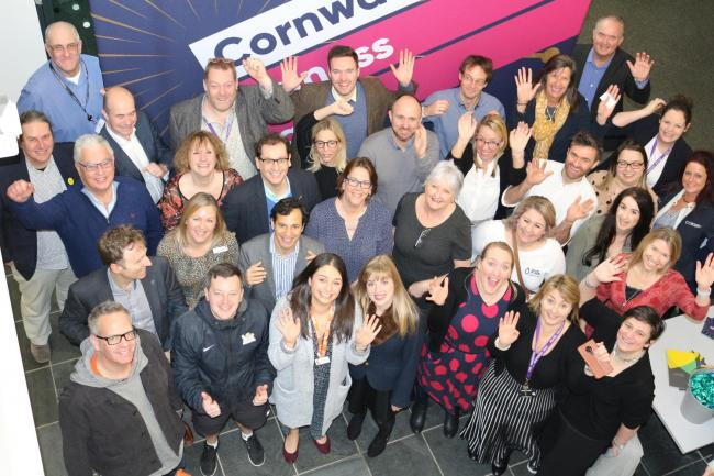 The 2020 Cornwall Business Awards launch