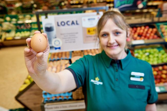 Morrisons has become the first of the big six supermarkets to end the sale of caged eggs and go free-range only in all of its stores. The move comes five years ahead of the retailers original target due to Morrisons more than doubling the number of farmer