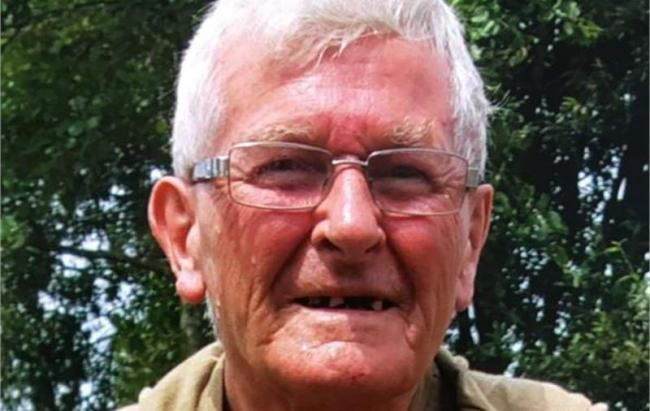John Thurston was last seen leaving his Callington home this morning