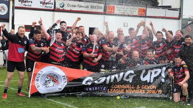 Penryn RFC celebrated promotion last season, but we don't yet know who will be celebrating this year