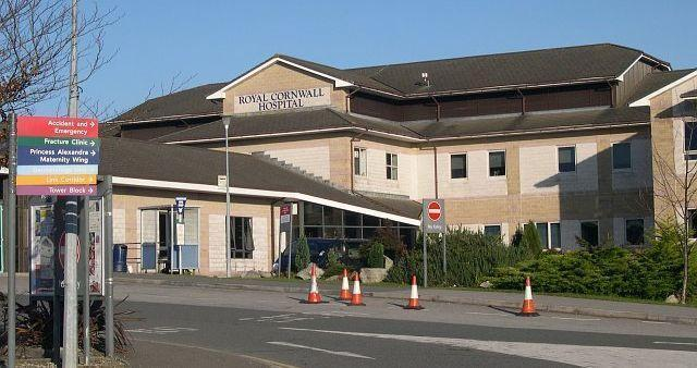 Royal Cornwall Hospital, Truro